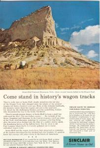 Sinclair Oil Scott s Bluff  Nebraska Ad w0388 (Image1)