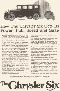 1924 Chrysler Six Imperial Ad (Image1)