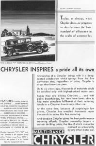 1930 Chrysler 77 Town Sedan Ad (Image1)