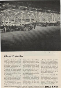 Boeing B 29 Production  Ad w0489 (Image1)