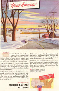 Union Pacific RR Your America Ad w0492 (Image1)