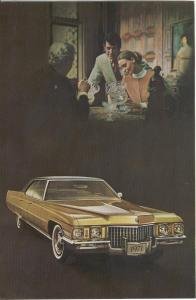 1971 Cadillac Ad w0508 (Image1)