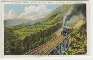 Maine Central Railroad Postcard w0553 (Image1)