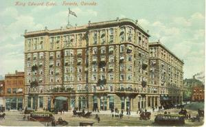 Toronto King Edward Hotel Postcard (Image1)
