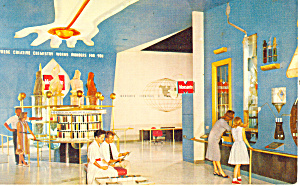 Hall of Chemistry Disneyland CA Postcard w0862 (Image1)