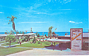 Westchester Motel  Vero Beach  Florida Postcard w0870 (Image1)