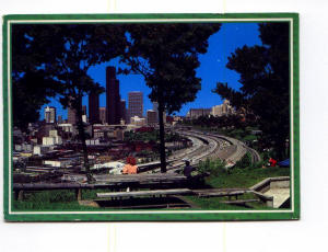 Columbia Center Seattle Postcard (Image1)