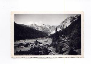 Alpine Mountain Scene Postcard (Image1)