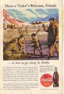 Coca Cola  Ad x0179 Oct 1943 Alaska (Image1)