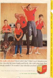 Coca Cola  Ad x0231 Oct 1960 (Image1)