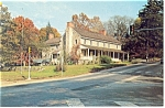 Click here to enlarge image and see more about item p13512: Valley Forge PA, Bake House Postcard p13512