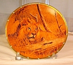Click here to enlarge image and see more about item 2130: Lion In Wait by Lenox