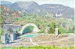 Click here to enlarge image and see more about item p5659a: Hollywood, CA Hollywood Bowl p5659a