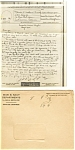 Click here to enlarge image and see more about item 82764764: WWII Victory Mail Example  Postcard