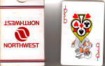 Click here to enlarge image and see more about item ac0003: Deck of Northwest Playing Cards