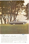 Click here to enlarge image and see more about item ad0009: Thunderbird Ad ca 1962