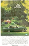Click here to enlarge image and see more about item ad0017: Thunderbird Landau Ad ca 1965 ad0017