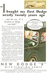 1933 Dodge Floating Power Ad