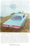 Click here to enlarge image and see more about item ad0043: 1964 Thunderbird  Ad