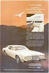 Click here to enlarge image and see more about item ad0044: 1973 Thunderbird  Ad