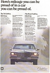 Cadillac V6 and Diesel Engines Ad