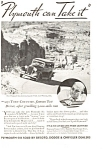 Click here to enlarge image and see more about item ad0056: Plymouth Apache Trail AZ AD ad0056 1933