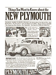 Click here to enlarge image and see more about item ad0073: Plymouth  Best Buy Ad 1936