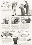 Click here to enlarge image and see more about item ad0078: Plymouth  Ad ad0078 1948