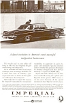 Click here to enlarge image and see more about item ad0084: Chrysler Imperial Crown Ad 1963