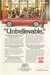 Click here to enlarge image and see more about item ad0100: Dodge Aspen Ad ad0100