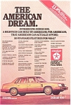 Click here to enlarge image and see more about item ad0102: Introducing the Dodge 600 Advertisement 1983