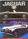 Click here to enlarge image and see more about item ad0121: Franklin Mint Jaguar Advertisements Lot of Two ad0121