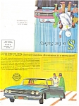 Chevrolet S is for Safety Ad ca 1959