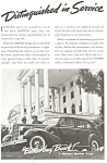 Click here to enlarge image and see more about item ad0151: 1938 Buick Limited Advertisement
