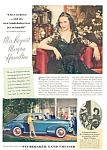Click here to enlarge image and see more about item ad0162: 1941 Studebaker Land Cruiser Ad ad0162