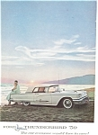 Click here to enlarge image and see more about item ad0174: 1959 Thunderbird Hardtop Ad