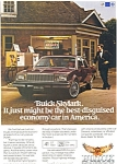 Click here to enlarge image and see more about item ad0183: 1982 Buick Skylark Ad