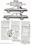 Click here to enlarge image and see more about item ad0186: 1982 Oldsmobile Diesel Engine Ad