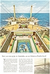 Orient and Pacific Lines Orsova Ad