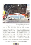 Click here to enlarge image and see more about item ad0205: 1953 Chevrolet Bel Air Ad ad0205