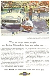 Click here to enlarge image and see more about item ad0208: 1953 Chevrolet Two Ten 4 Door Sedan Ad ad0208