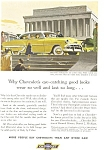 Click here to enlarge image and see more about item ad0212: 1954 Chevrolet Bel Air Ad ad0212