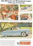 Click here to enlarge image and see more about item ad0214: 1954 Mercury Ad