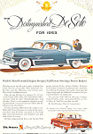 Click here to enlarge image and see more about item ad0217: 1953 DeSoto Ad