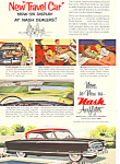 Click here to enlarge image and see more about item ad0223: 1953 Nash Airflytes Ad ad0223