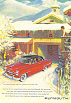 Click here to enlarge image and see more about item ad0232: 1953 Plymouth Belvedere Ad