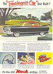 1953 Nash Ambassador Country Club Ad