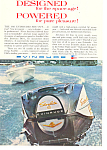Click here to enlarge image and see more about item ad0268: Evinrude Starflite Engine Ad