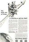National Dairy Products High Cost of Living Ad ad0282