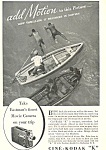 Click here to enlarge image and see more about item ad0285: Cine Kodak K Movies  Ad ad0285